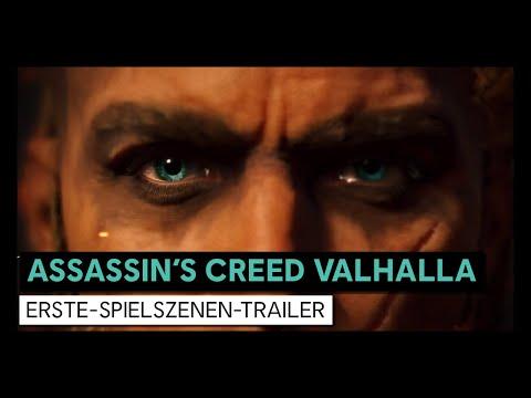 [AUT] Assassin's Creed Valhalla: Erste-Spielszenen-Trailer