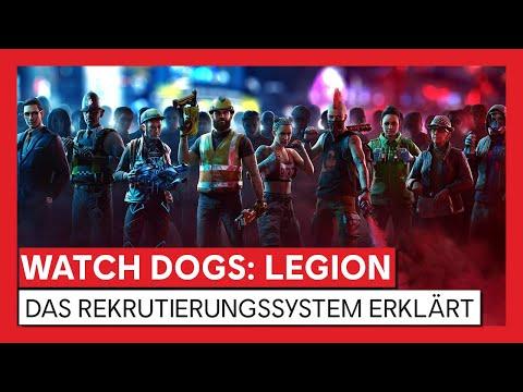 Watch Dogs: Legion - Das Rekrutierungssystem Erklärt   Ubisoft [DE]