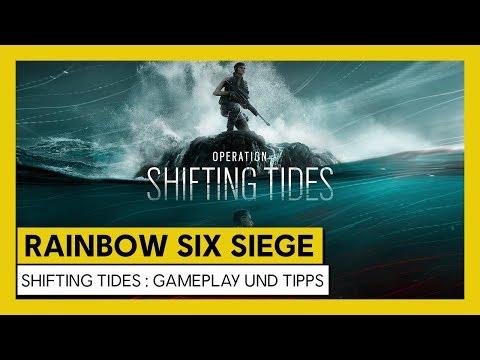 Tom Clancy's Rainbow Six Siege – Shifting Tides : Gameplay und Tipps   Ubisoft [DE]