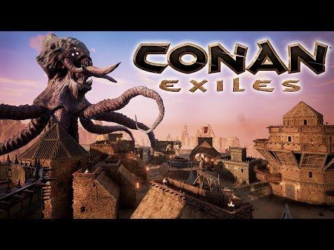 Conan Exiles - DOMINATE in the World of Conan