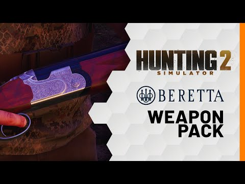 Hunting Simulator 2 - Beretta Weapon Pack