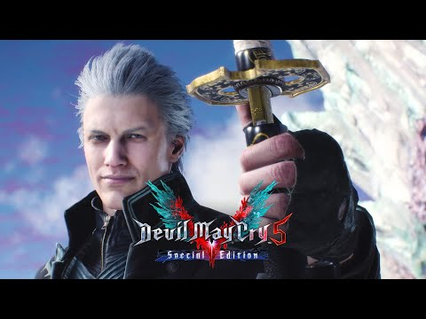 Devil May Cry 5 Special Edition – Veröffentlichungs-Trailer