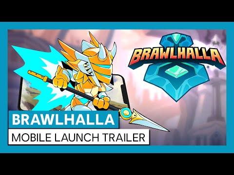 Brawlhalla - Mobile Launch Trailer   Ubisoft [DE]