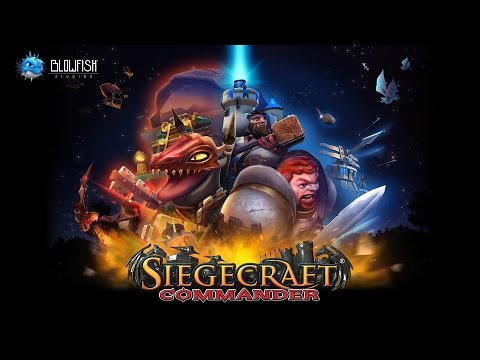 Siegecraft Commander - Release Trailer