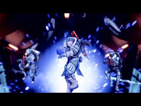 Destiny 2: Jenseits des Lichts – Tiefsteinkrypta – Raid-Rennen-Trailer [DE]