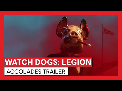 Watch Dogs: Legion - Accolades Trailer | Ubisoft [DE]