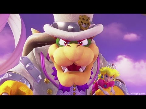 Super Mario Odyssey - Nintendo Switch Gameplay Trailer