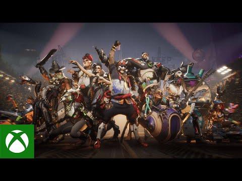 Bleeding Edge Launch Trailer