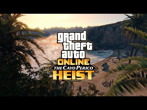 The Cayo Perico Heist: ab 15.Dezember in GTA Online