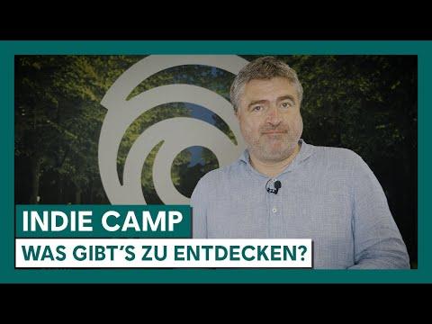 Indie Camp - Was gibt es zu entdecken?   Ubisoft Entrepreneurs   Ubisoft [DE]