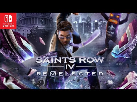 Saints Row®: IV™ - Re-Elected on Nintendo Switch™ (Official)