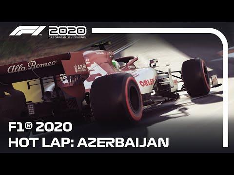 F1® 2020 Hot Lap: Azerbaijan [DE]