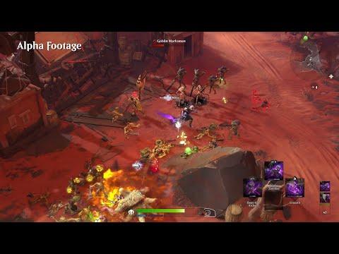 Magic: Legends - Necromancer Gameplay