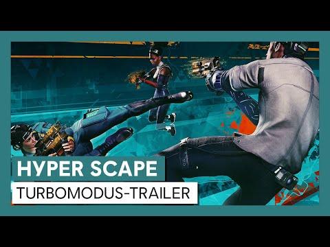 Hyper Scape: Turbomodus-Trailer | Ubisoft [DE]