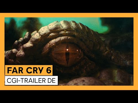 Far Cry 6: CGI-Trailer | Ubisoft Forward |DE | Ubisoft [DE]