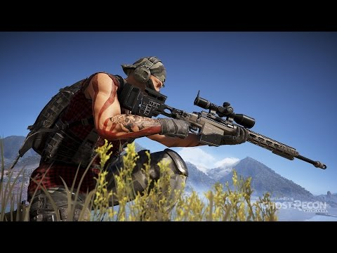 Ghost Recon Wildlands - The Weapon Echo System