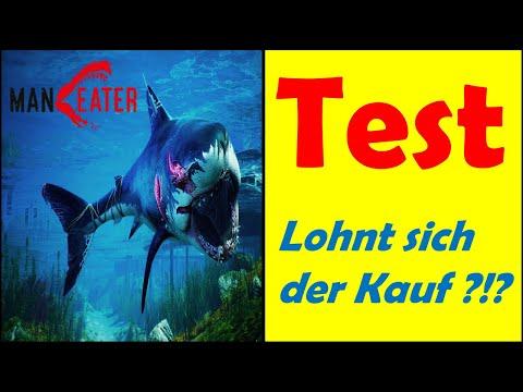 Maneater - Test DEUTSCH !!! Lohnt sich der Kauf ?!? 🦈 🌊 🏊 [German/Deutsch]