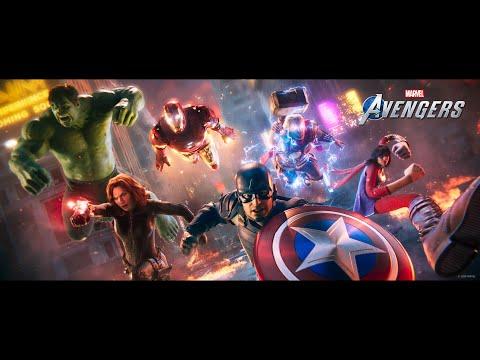 Marvel's Avengers: Es ist Zeit zum Sammeln – CG-Spot (USK)