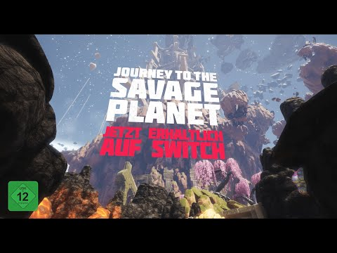 Journey to The Savage Planet | Accolades Trailer | Nintendo Switch