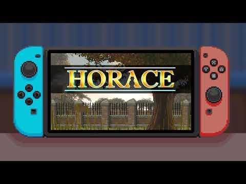 Horace | Announcement Trailer | Nintendo Switch