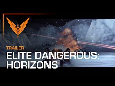 Elite Dangerous: Horizons - Launch Trailer