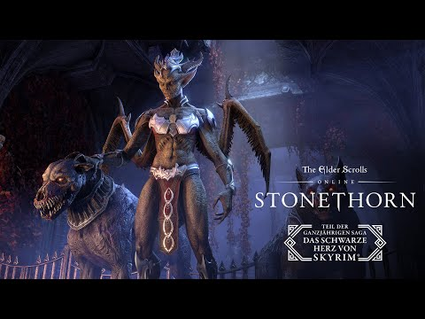 "Gameplay-Trailer zu ""The Elder Scrolls Online: Stonethorn"""