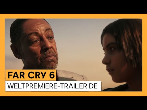 Far Cry 6: Weltpremiere-Trailer | Ubisoft Forward | Ubisoft [DE]