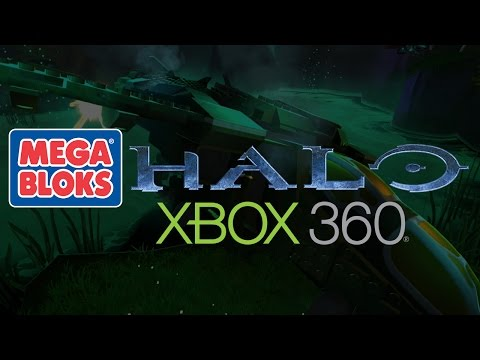 Mega Bloks Halo | Unreleased by N-Space (2013)