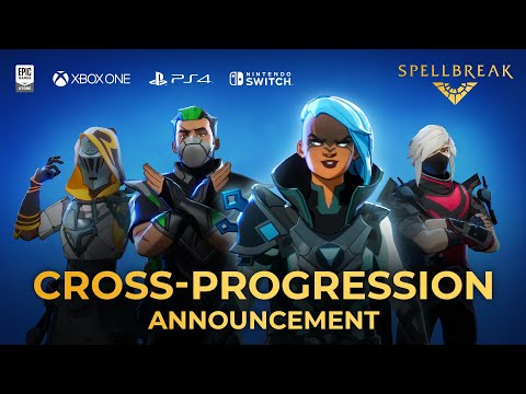 Spellbreak Cross Progression Announcement