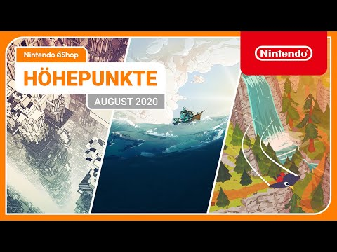 Highlights aus dem Nintendo eShop: August 2020
