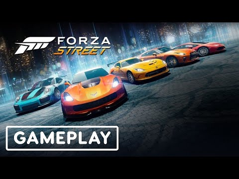 9 Minutes of Forza Street Mobile Gameplay