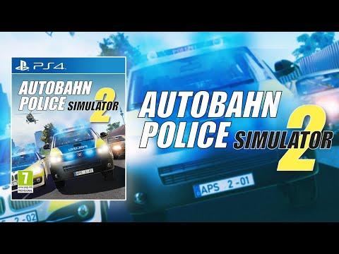Autobahn Police Simulator 2 - Official Trailer | PS4 | Aerosoft