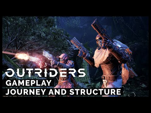 Outriders: Journey and Structure [Gameplay][PEGI]