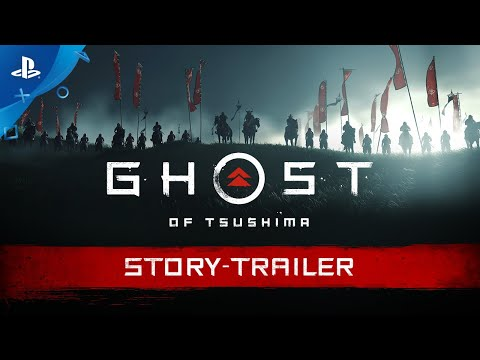 Ghost of Tsushima | Story Trailer | PS4, deutsch