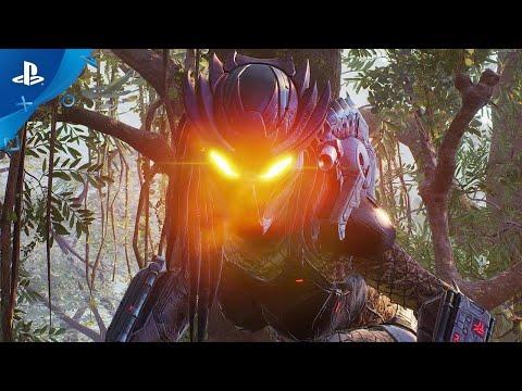 Predator: Hunting Grounds   Launch Trailer   PS4, deutsch