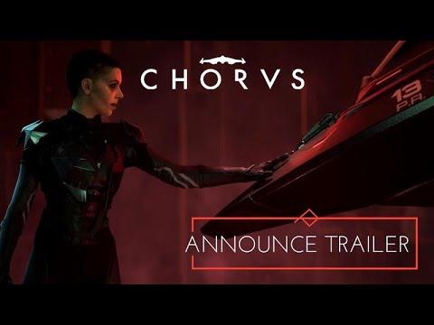 CHORUS Announce Trailer [USK]