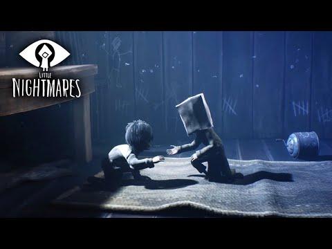 Little Nightmares II - 15 Minutes of Gameplay - Gamescom - PS4 / XB1 / Switch / PC