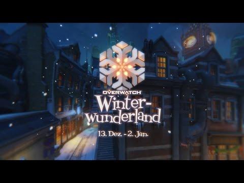Willkommen im Overwatch-Winterwunderland (DE)
