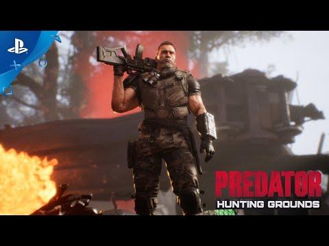 Predator: Hunting Grounds - Dutch 2025 DLC Pack   PS4