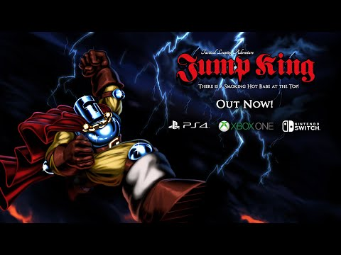 Jump King OUT NOW!