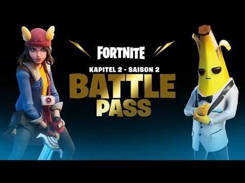 Fortnite Kapitel 2– Saison 2 | Gameplay-Trailer zum Battle Pass