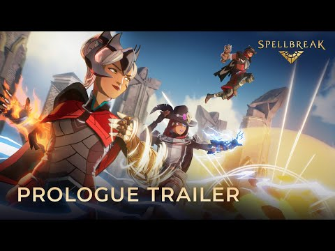 Spellbreak | Prologue: The Gathering Storm Trailer