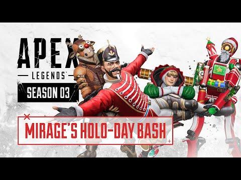 Apex Legends – Holo-Day-Feier-Event-Trailer