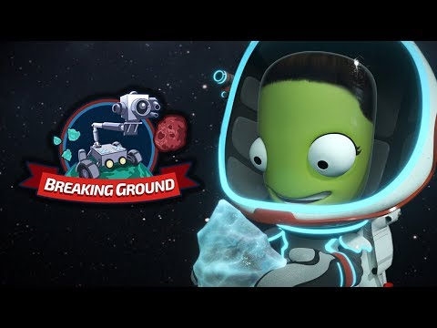 Kerbal Space Program Enhanced Edition: Breaking Ground Expansion on Console - Gameplay Trailer