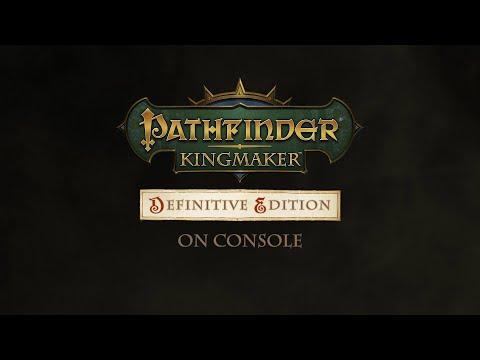 Pathfinder: Kingmaker - Definitive Edition - Announcement trailer [DE PEGI]