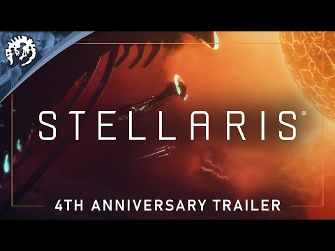 Stellaris: 4th anniversary - Free weekend and Update 2.7 Trailer