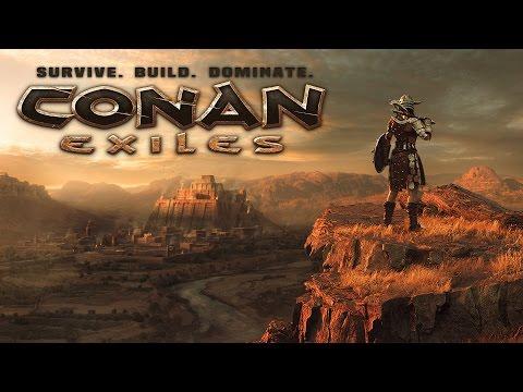 Conan Exiles - SURVIVE in the World of Conan