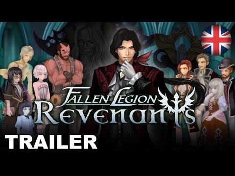 Fallen Legion Revenants - Character Trailer (PS4, Nintendo Switch) (EU - English)