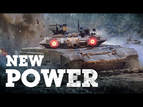 'NEW POWER' UPDATE / WAR THUNDER