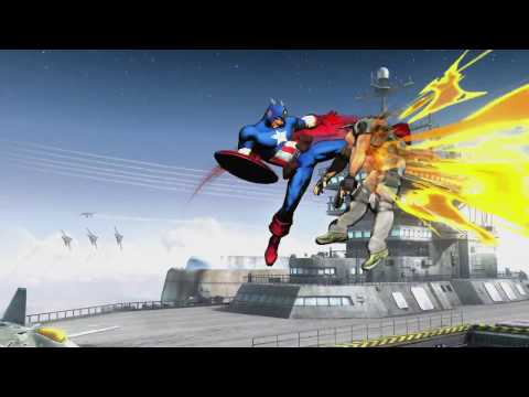 Ultimate Marvel vs. Capcom 3 returns!